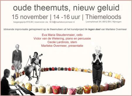 Oude theemuts- Nieuw geluid